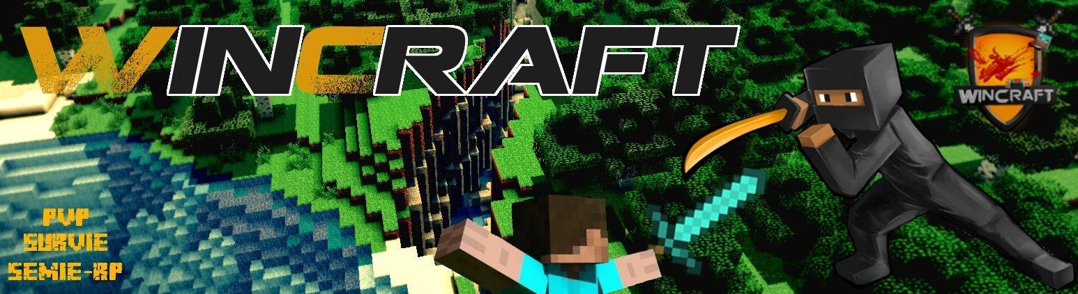 Serveur Minecraft WinCraft