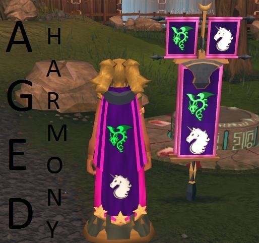 Aged Harmony