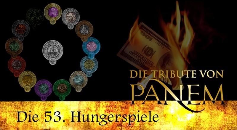 Tribute von Panem - das 53.Hungerspiel