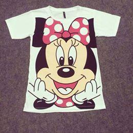 Ao phong Mickey gia re
