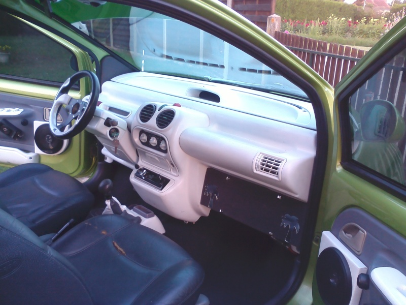 Interieur renault twingo ii photo of interieur twingo 2 for Interieur twingo 2