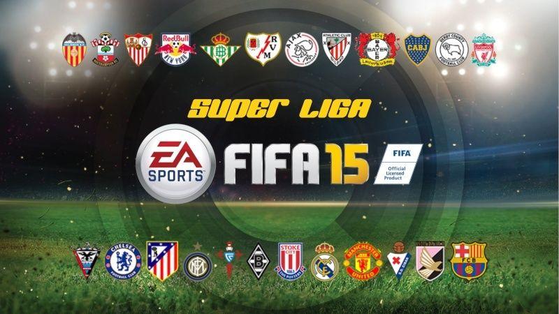 SUPER LIGA FIFA 15