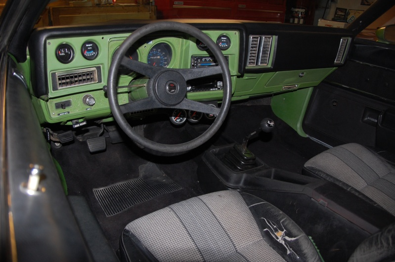 switching from sweep to round gauge cluster re-wire