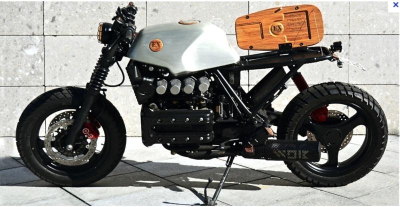 Supprimer Batterie Cafe Racer