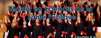 Master en Sciences de la Santé Publique