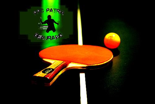 Ping pong club Patria Beauraing