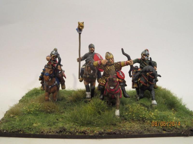 Byzantine deserters