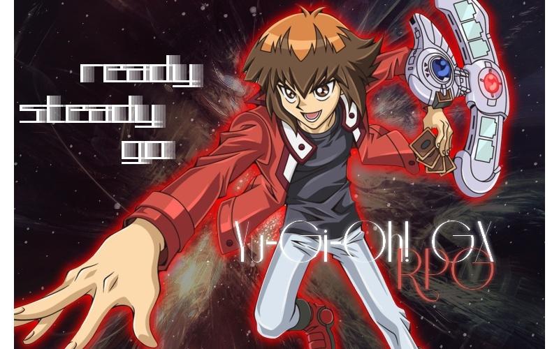 Yu-Gi-Oh! GX -  RPG