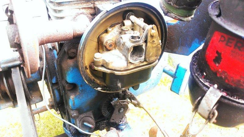carburateur solex pour moteur bernard w117