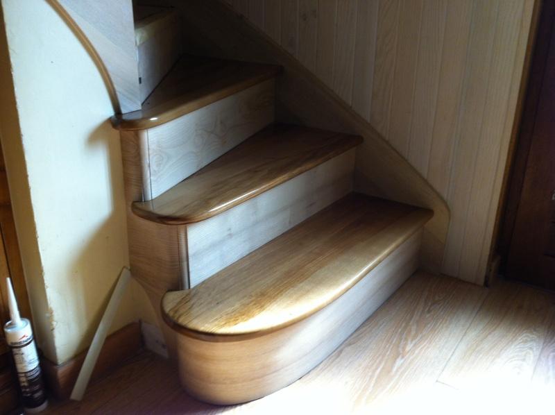 habillage d 39 un escalier en beton page 2. Black Bedroom Furniture Sets. Home Design Ideas