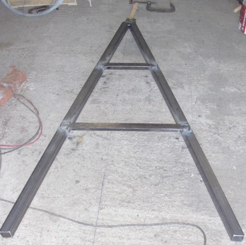 Installation d 39 une olienne 750w 24v - Fabrication d une eolienne ...