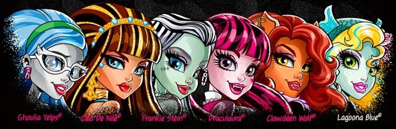 Monster High en Español