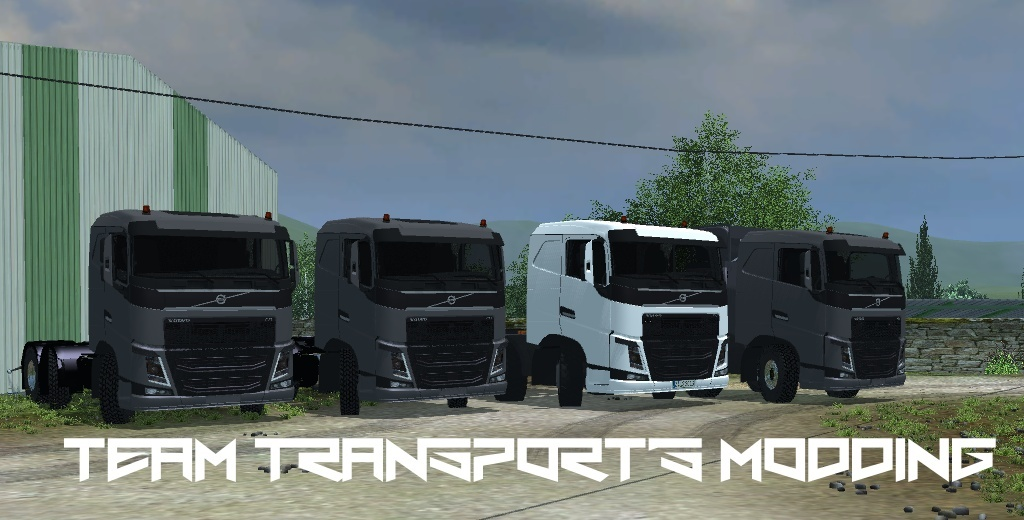 Team Transport's Modding