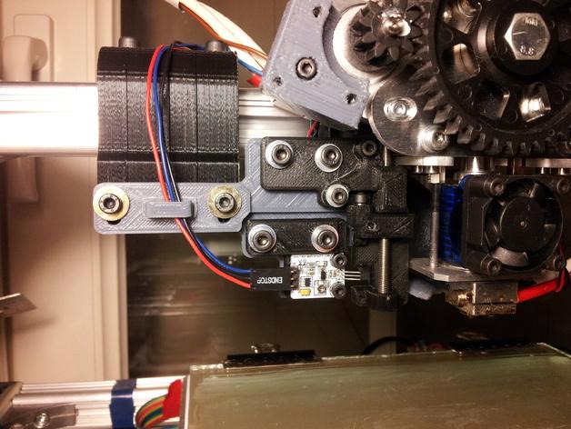 calibrer imprimante 3d vertex
