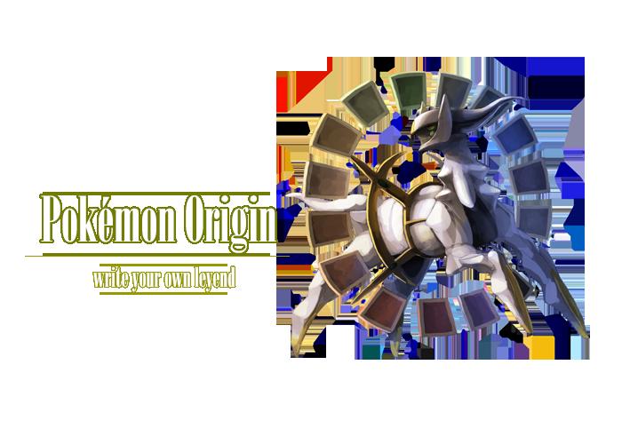 Pokémon Origin