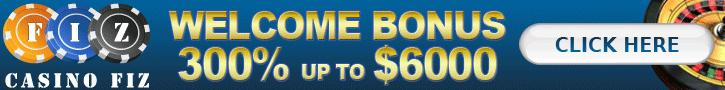 Fiz Casino no deposit bonus