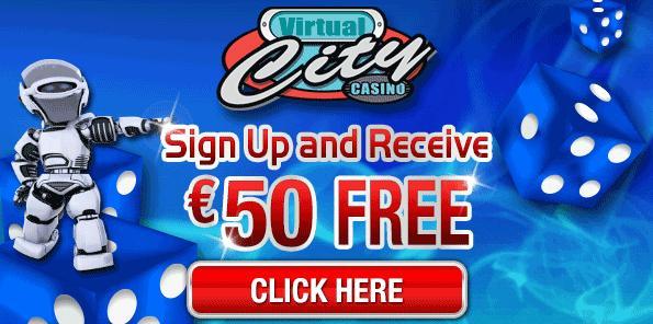 free bonus Virtual City