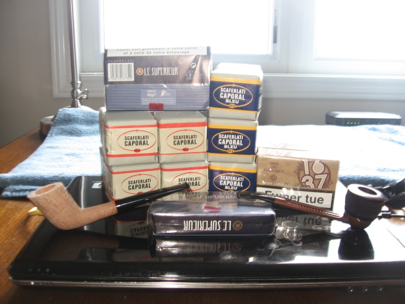 Some Traditional French Tobaccos  Pipe Tobacco Discussion  Pipe Smokers Forums & Some Traditional French Tobaccos :: Pipe Tobacco Discussion :: Pipe ...
