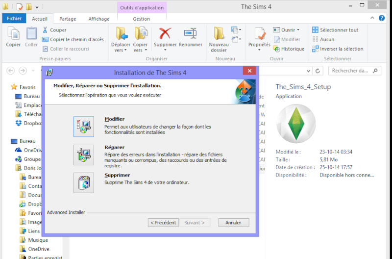 comment installer sims 4