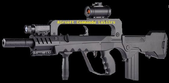 Airsoft Commando Loisirs 18