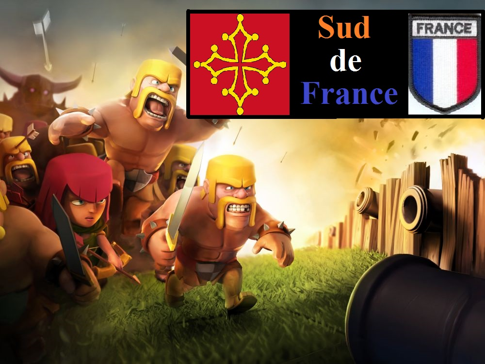 Cr Er Un Forum Sud De France Clash Of Clan